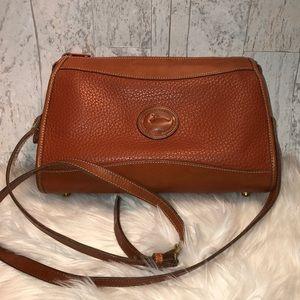 Dooney & Bourke vintage leather crossbody